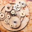 Steampunk background — Stock Photo #56236435