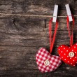 Valentine hearts — Stock Photo #56239135