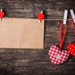 Valentine hearts — Stock Photo #56239145