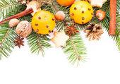 Noel kokusu — Stok fotoğraf