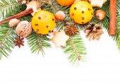 Aroma of Christmas — Stock Photo