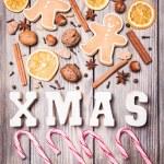 Christmas sweeties — Stock Photo #59481745