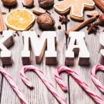 Christmas sweeties — Stock Photo #59481779