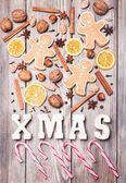 Christmas sweeties — Stock Photo