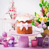 Easter cake — Stock Photo