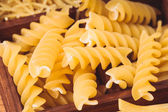 Fusilli pasta — Stock Photo