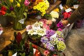 Bloemenmarkt — Stockfoto