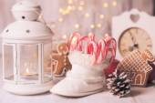 Holiday candies — Stock Photo