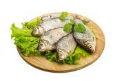 Crucian fish — Stock Photo