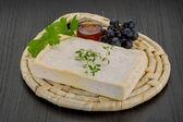 Formaggio Brie — Foto Stock