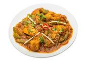 Chicken Jhalfrazi — Foto Stock
