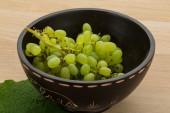 Green grapes — Stock Photo