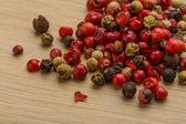 Red pepper corn — Stock Photo