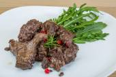 Roasted venison — Stock Photo
