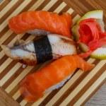 Japan Sushi set — Stock Photo #79112210