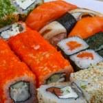Japan Sushi set — Stock Photo #79118714