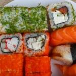 Sushi set — Stock Photo #80454876