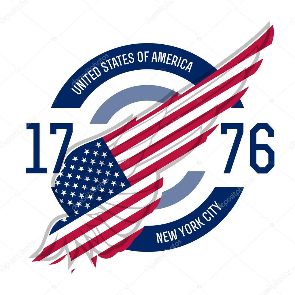 Shirt design nyc - New York T Shirt Design Stock Vector 62891617