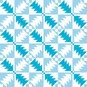 Seamless pattern with chrismas trees. — 图库矢量图片