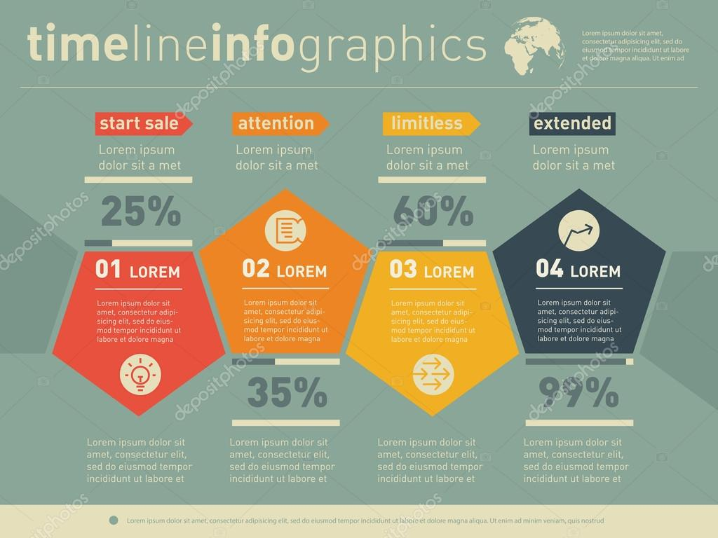 Infographic advertising