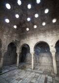 11th century Arab Baths — Stock Photo