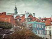 New Town Warsaw — Fotografia Stock