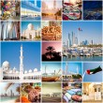 Photos from Abu Dhabi — Stock Photo #57168553