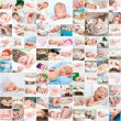 Newborn babies photos — Stock Photo #57168611