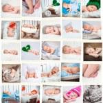 Newborn babies photos — Stock Photo #57175301