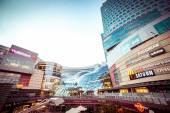 Shopping mall Golden Terraces — Stock Photo