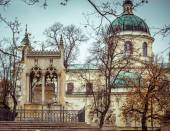 Potocki mausoleum — Stock Photo