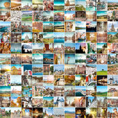 Travel photos from  Europe — Stock Photo