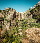 Bridge of Ronda — Stock Photo
