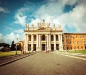 San Giovanni al Laterano Basilica — Stock Photo