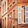 Street with old buildings in Toulouse — Stock Photo #61556161