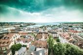 Geneva Old Town — Stock Photo