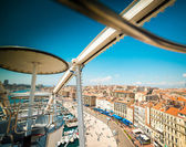 Sea-port of Marseille in  France — Stock Photo