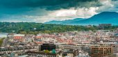 View of Geneva Old Town — Stock Photo