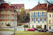 New Town  in Warsaw, Poland — Stock Photo