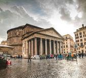 Pantheon in Rome — Stock Photo