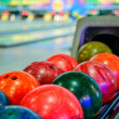 Bowling balls — Stock Photo #52225307