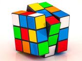 Rubik's Cube — Stockfoto