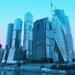 Moscow-city (Moscow International Business Center) — Stock Photo #52347003