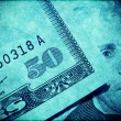 American dollars abstract background — Stock Photo #55080089