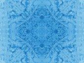 Abstracte ijs patroon — Stockfoto
