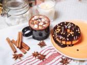 クリスマスのお菓子 — ストック写真