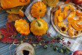 Frutti d'autunnali — Foto Stock