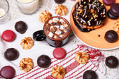 Christmas sweets — Stock Photo