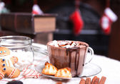 Cup of cocoa — Foto de Stock