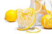 Fresh lemons — Stock Photo